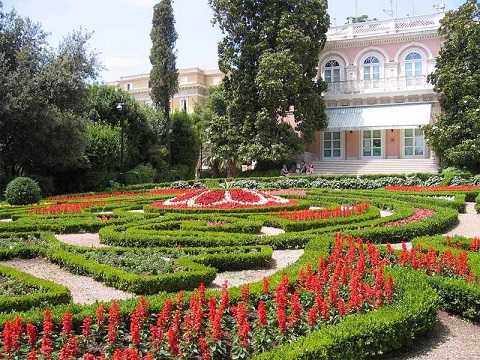 Villa Angiolina in Opatija, Croatia