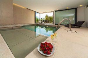 Exclusive Beach Villa in Primosten with indoor pool and sauna