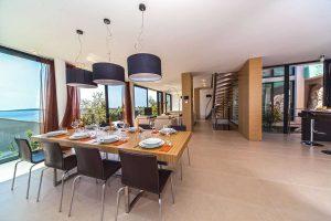 Exclusive Primosten Croatia Villa with pool by the sea