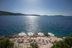 Exclusive Spa Holiday Villa Beach Resort Croatia Beach Villa with pool