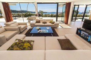 Exclusive Spa Holiday Villa Beach Resort with pool