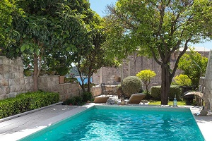 Luxury Villa in Dubrovnik Old Town with private pool, sauna, hot tub