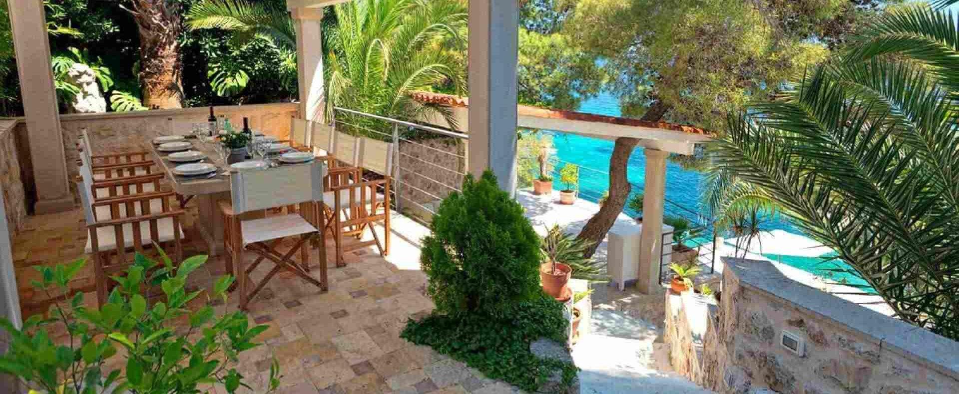 Beach Villas in Croatia - dream escape