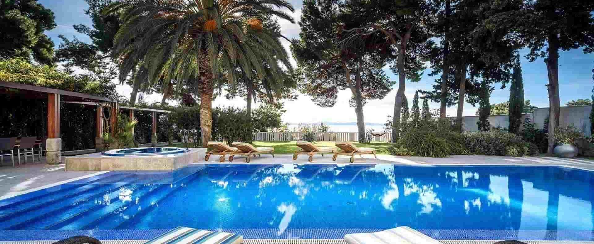 Croatia Villas with private swimming pools
