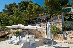 Croatia Luxury Villa Hvar Holiday with sea view