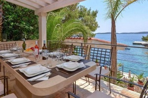 Luxury Holiday Villa in Hvar Croatia by the sea
