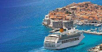 travel-by-ferry Travel to Croatia
