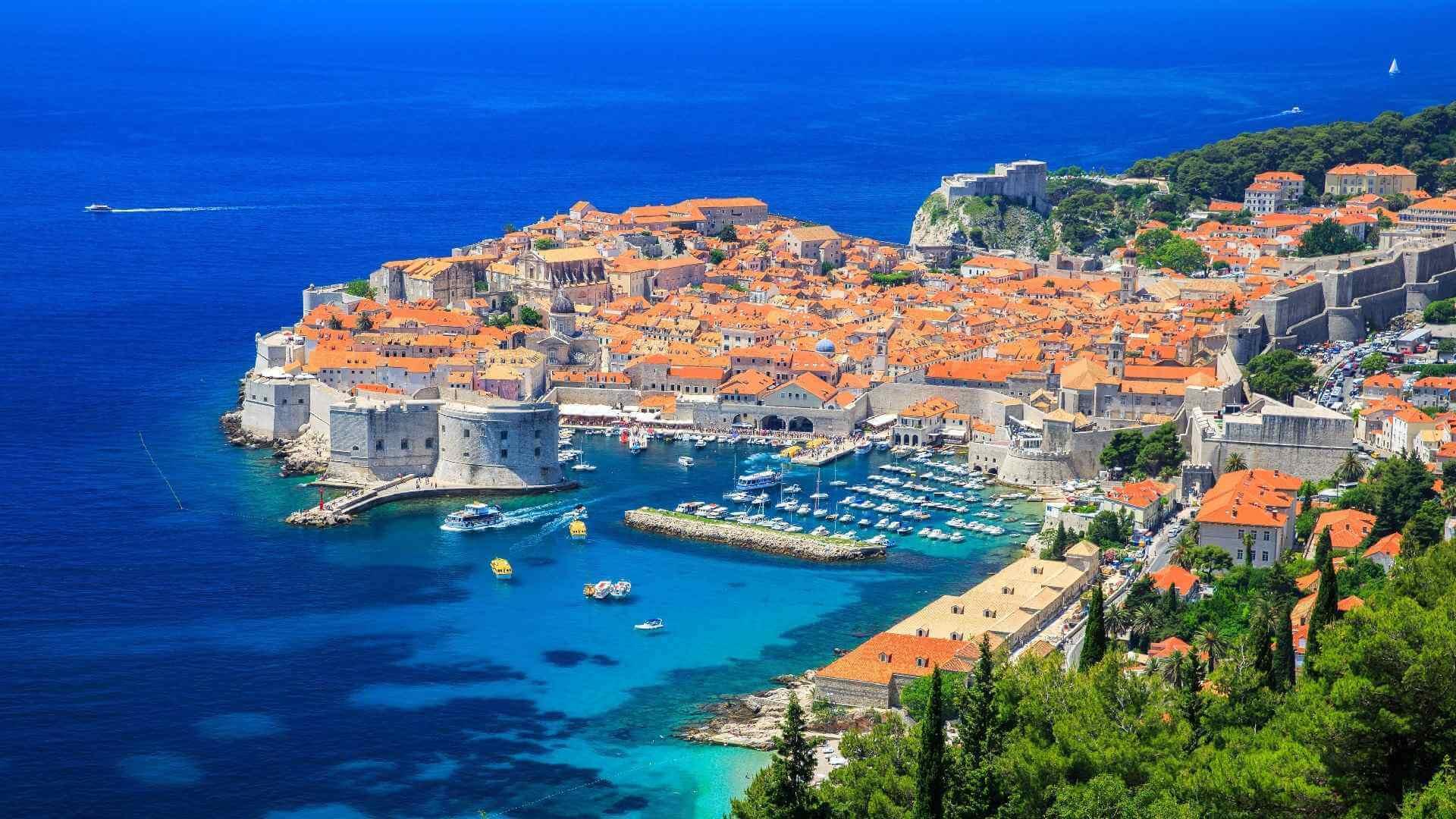 Luxury Villas in Dubrovnik Croatia with private pools