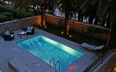 Luxury Dubrovnik Villa with pool, privacy, by the sea