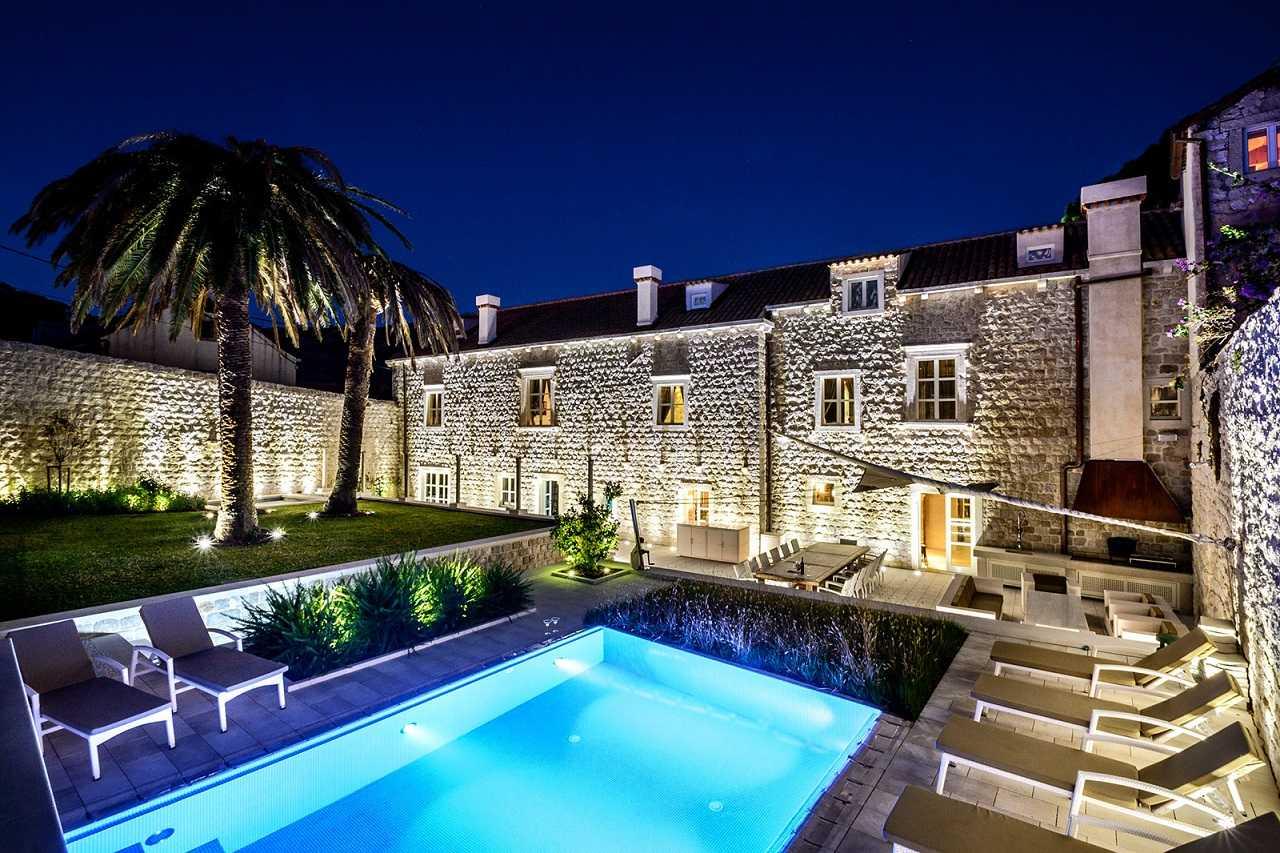 Renaissance Exclusive Dubrovnik Villa With Pool Villas