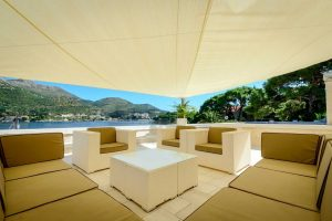 Exclusive Dubrovnik Renaissance Villa with pool by the sea