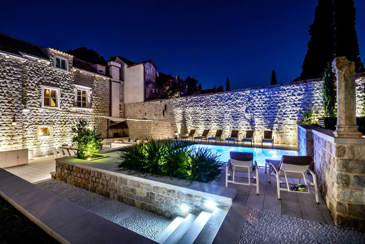Renaissance Exclusive Dubrovnik Villa With Pool Villas