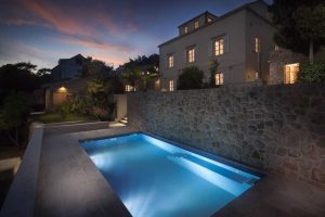 Luxury Villa in Dubrovnik Old Town with pool, sea view