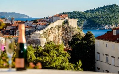 Luxury Villa in Dubrovnik Old Town with sea view