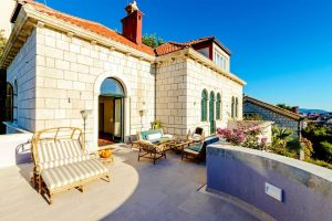 Private Luxury Villa in Dubrovnik Old Town with sea view