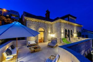 Family Luxury Villa in Dubrovnik Old Town with sea view