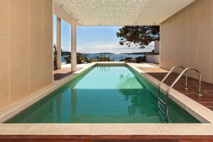 Exclusive Spa Beach Holiday Villa in Primosten with private pool