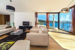 Exclusive Beach Villa in Croatia with private pool