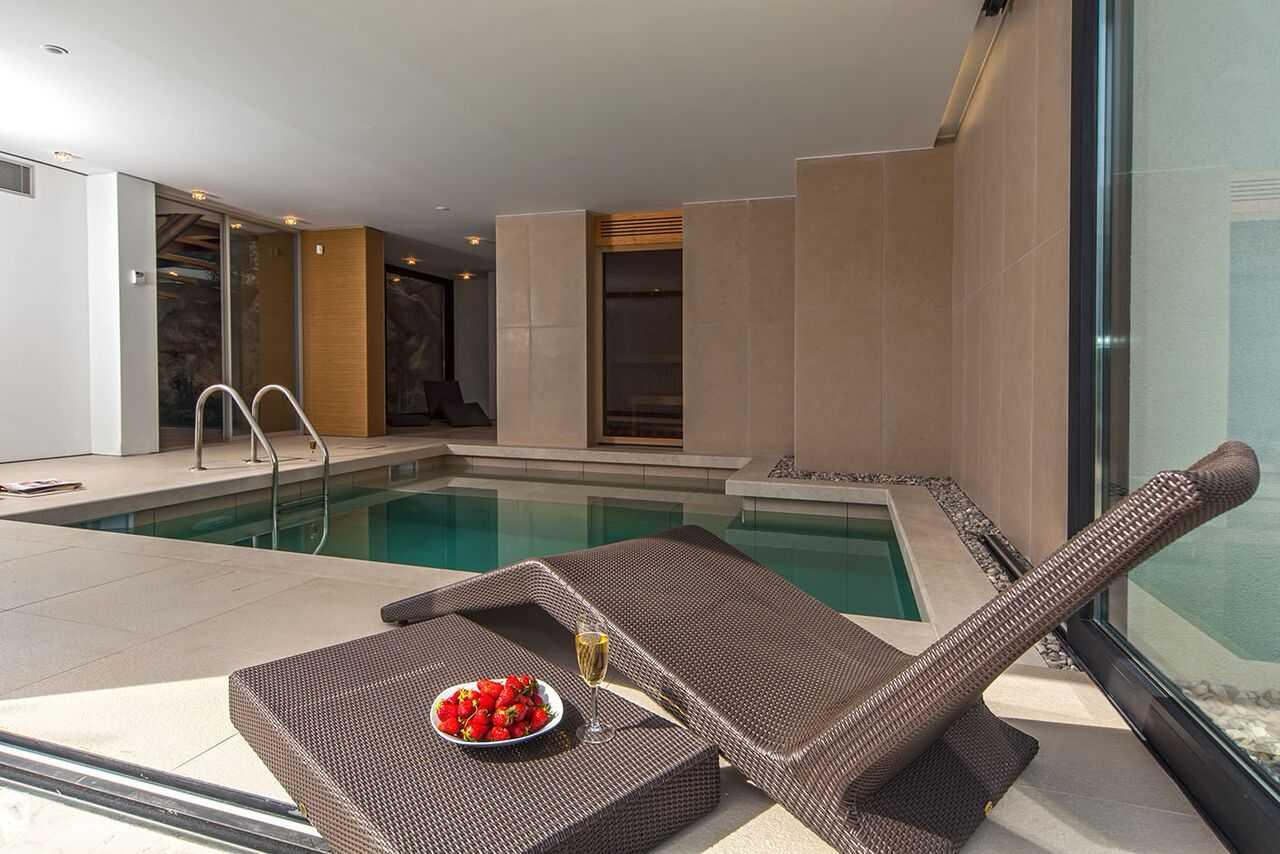 Exclusive Beach Villa With Private Indoor Pool Amp Sauna