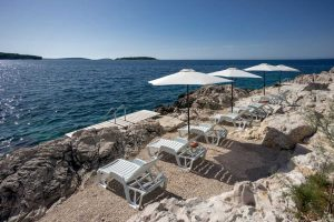 Exclusive Villa in Primosten Croatia with pool by the sea