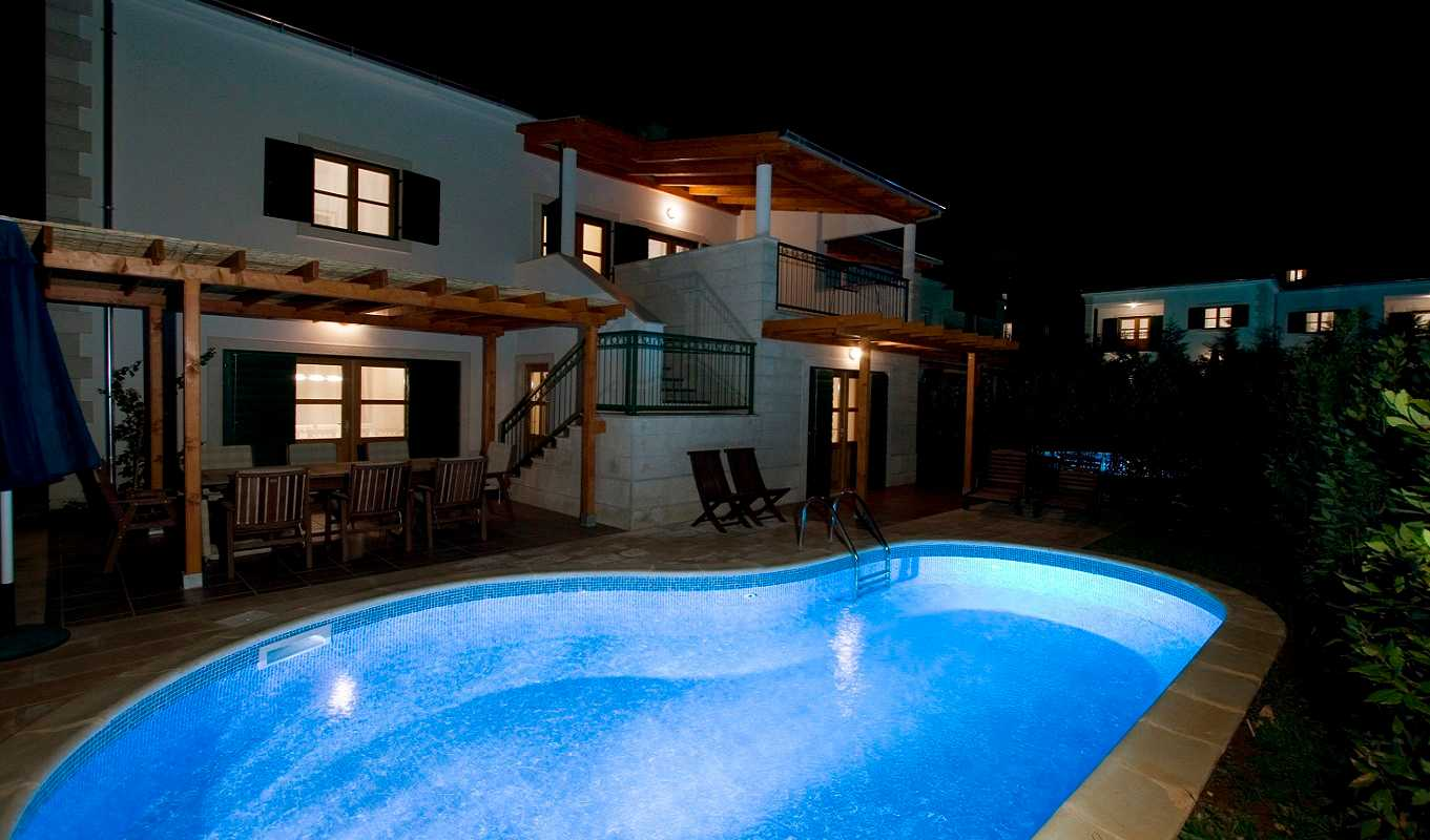 Holiday Villa In Hvar Town With Pool Near Beach Villas