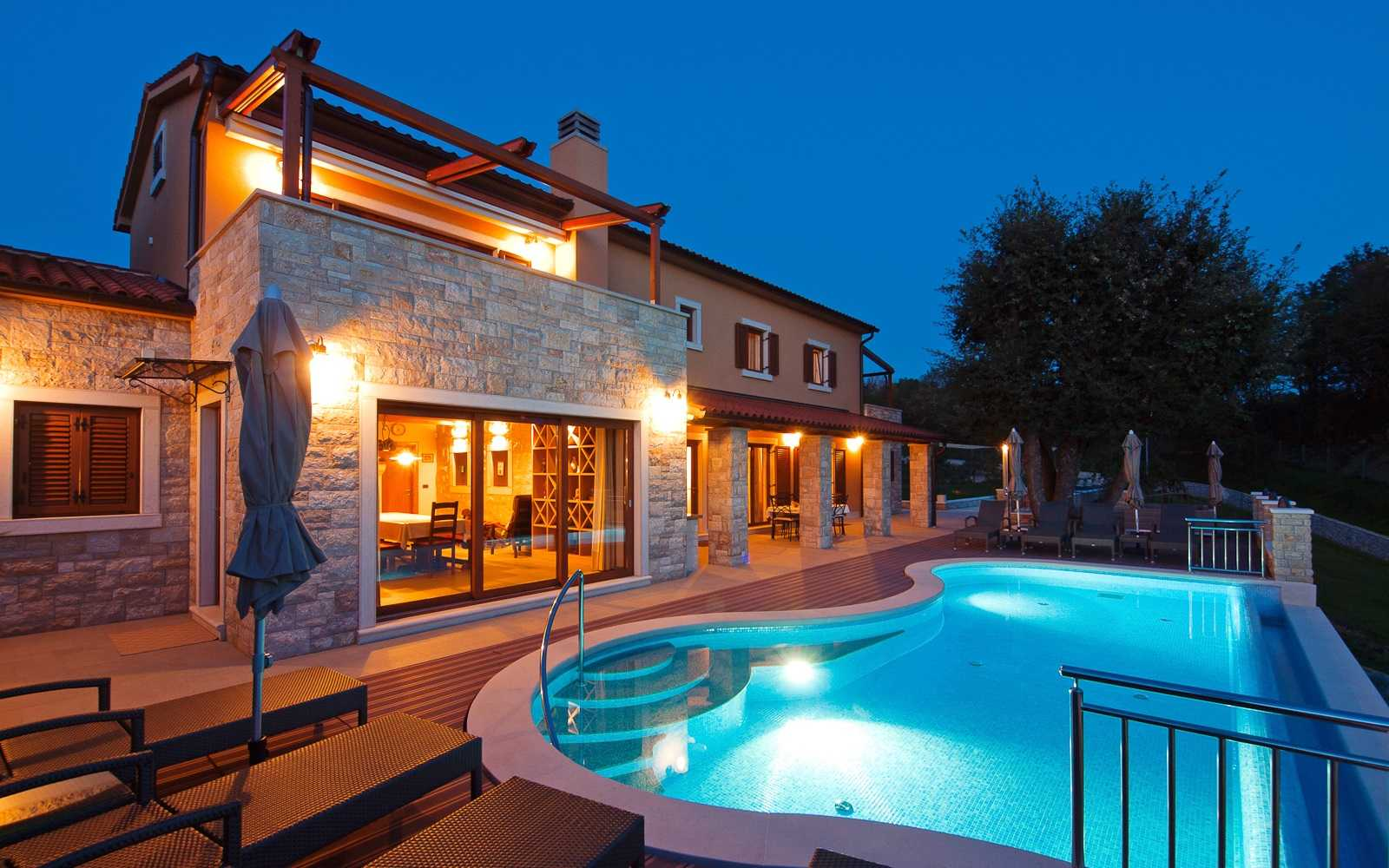 Luxury Villa Istria Estate With Private Pool Golf Tennis
