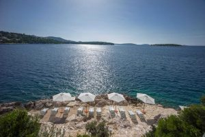 Exclusive Spa Holiday Villa Beach Resort Croatia Beach Villa with pool