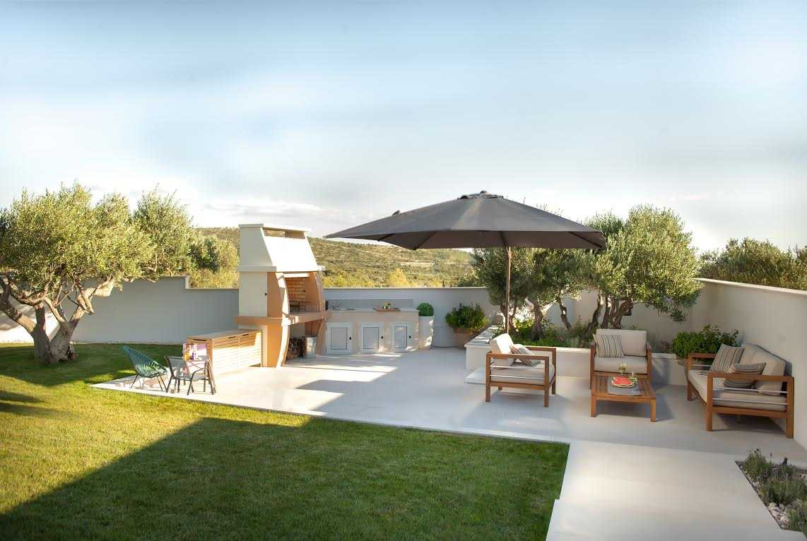 Luxury Private Villa With Pool Primosten With Sea View