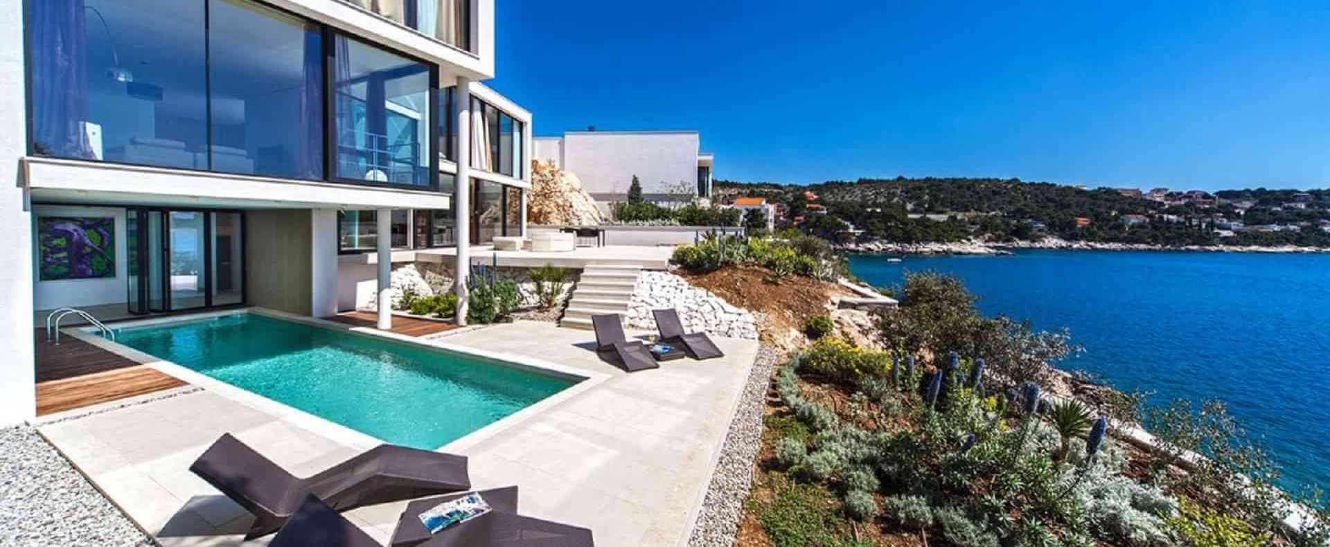 Luxury Villas in Croatia - indulge yourself