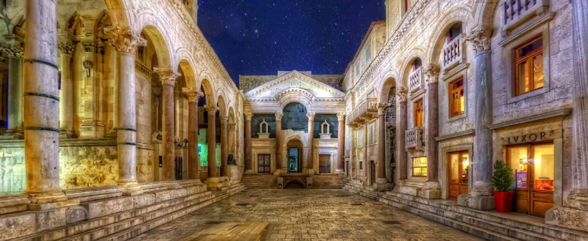 Villas Split Croatia - Diocletian Palace